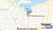 Отдел судебных приставов по Березовскому району на карте