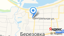 АСАГО на карте