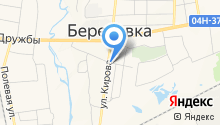 Салон сотовой связи на карте