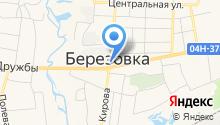 Сибирский на карте