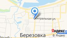 АКБ Геоцентр, ЗАО на карте