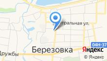 Магазин женской одежды на ул. Кирова на карте