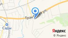 Сибирский ресурс на карте