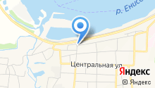 Оптовый магазин колбасных изделий на карте