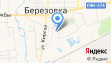 Недвижимость в Красноярске на карте