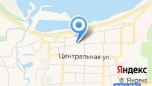 Берёзовский детский сад №1 на карте