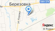 ВЕЛЕС, ЗАО на карте