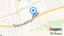 Уралвторцветмет-г. Красноярск на карте