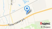 Оптово-розничный склад на карте