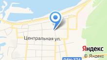 Вираж-II на карте