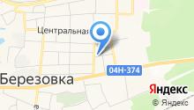 Березовская ДЮСШ на карте