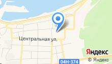 Березовский детский сад на карте