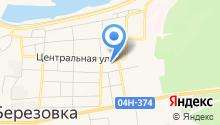 Адвокат Челнокова Д.Д. на карте
