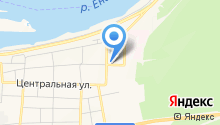 Сибирский фермер на карте