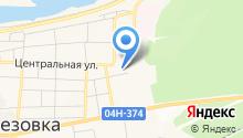 Берёзовский районный суд на карте
