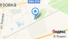 Березовский отдел ветеринарии на карте