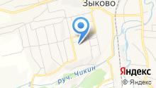 Зыковская врачебная амбулатория на карте