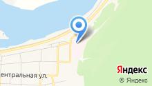 Березовская районная больница на карте