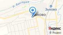 Продуктовый магазин Алеко на карте