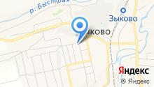 Восточно-Сибирский банк Сбербанка России на карте