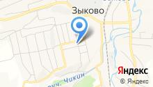Зыковская детская музыкальная школа на карте