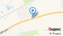 Абад на карте