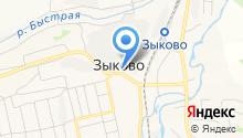 Краскерамокомплект на карте
