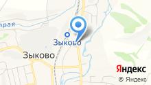 Совкомбанк на карте