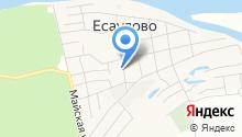 Администрация Есаульского сельсовета на карте