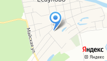 МирДерева на карте