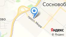 Ассорти-М на карте
