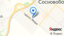 Союз-риэлт на карте