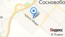 ЭЙФОРИЯ на карте