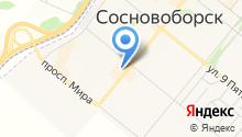 Магазин русского текстиля на карте