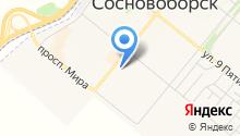 АльфаМед на карте