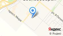 Ермак К на карте