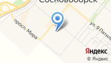 Нотариус Гоголева А.В. на карте