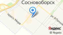 Парикмахерская на Весенней на карте