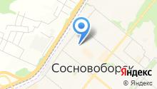 Красноярский краевой специализированный дом ребенка №5 на карте