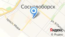 АвтоБУКСИР на карте