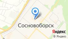 Зоотовары на ул. Ленинского Комсомола на карте