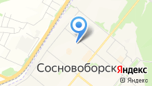 Детский сад №8, Ёлочка на карте