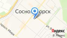 Магазин детской одежды на ул. Ленинского Комсомола на карте