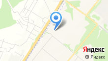 Хайвуд на карте