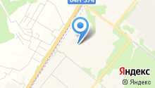 РИЧ на карте