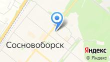 Ракета на карте