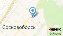 Магазин товаров для детей на ул. Ленинского Комсомола на карте