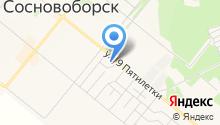 Некрополь-2 на карте