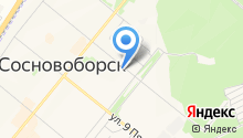 Магазин детской одежды и обуви на карте