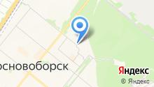 Делси-С на карте